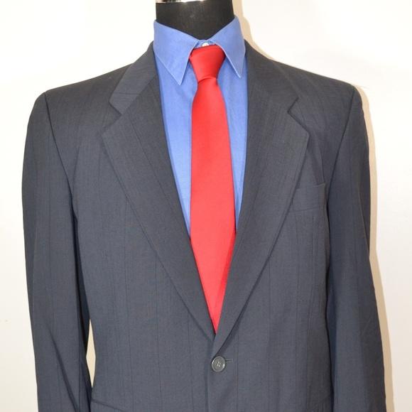 bbd1b5d3 Hugo Boss Suits & Blazers   40r Sport Coat Blazer Suit Jacket   Poshmark